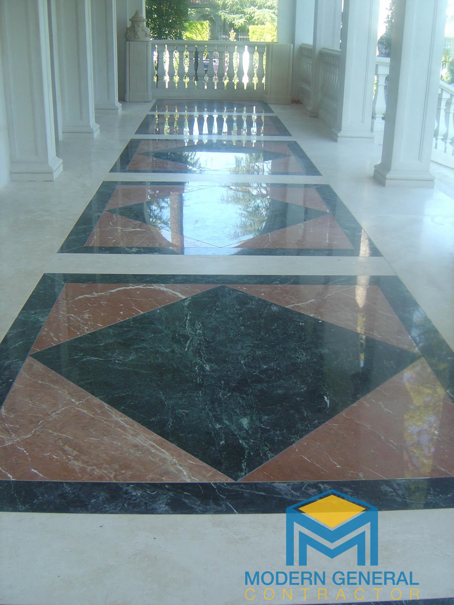 Floor Tile | Modern General Contractor