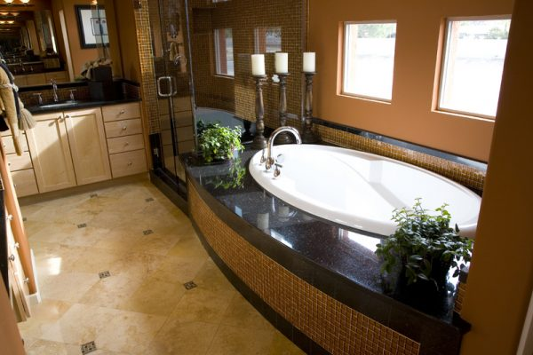 Shower & Tub