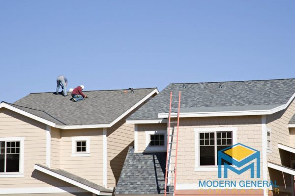 Complete roofing installation in Studio City