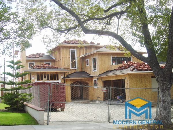 Roofing General Contractor in Los Angeles