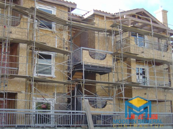 New construction window contractor Los Angeles